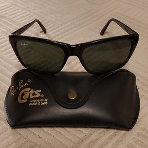Vintage Ray Ban Cats Sunglasses Baush & Lomb